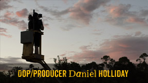 Daniel Holliday - DoP/Producer